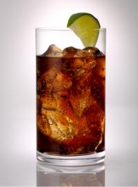 炭酸水割り・コーラ割り